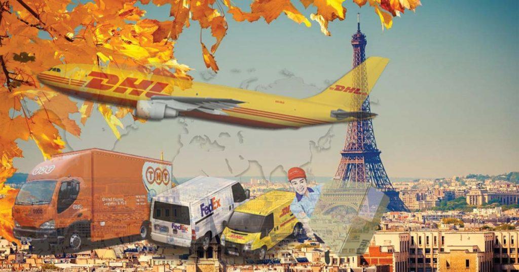 Dịch vụ mua hộ và chuyển hàng từ Pháp về Việt Nam nhanh chóng, uy tín