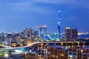 Dịch vụ vận chuyển hàng hóa từ Việt Nam đi Fukuoka - Nhật Bản