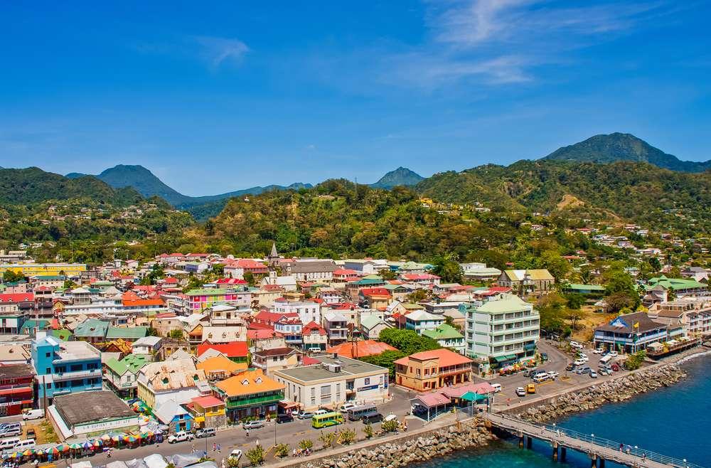 Chuyển phát nhanh đi Dominica giá cước ưu đãi